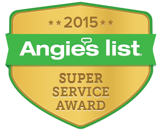 IT Landes Receives Angie's List 2015 Super Service Award For The Heating & AC Category