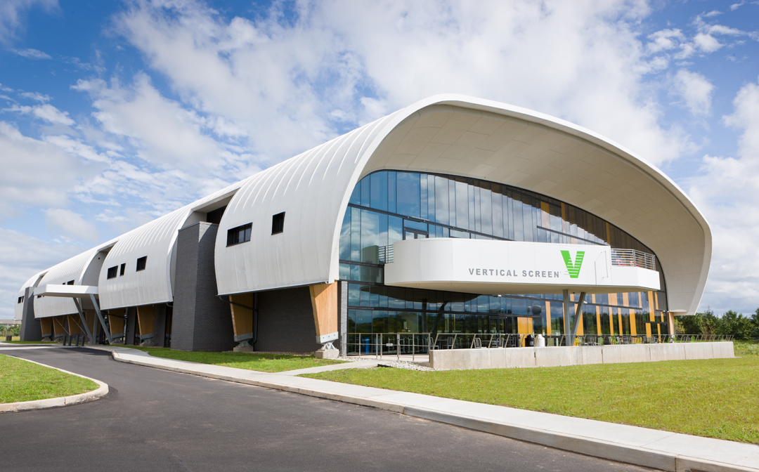 Energy Efficient Commercial Design Build From IT Landes