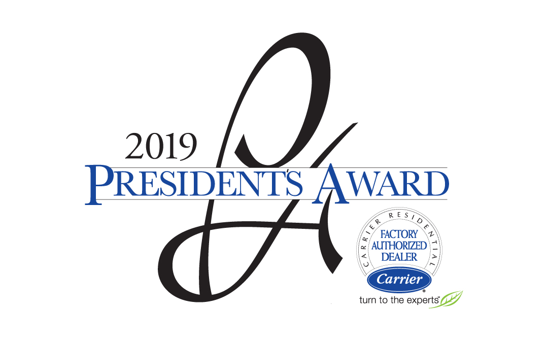 IT Landes Receives Carrier® President's Award For 9th Consecutive Year