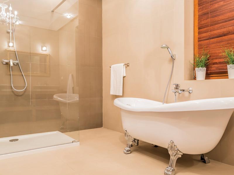 Bathroom Replacement Plumbing