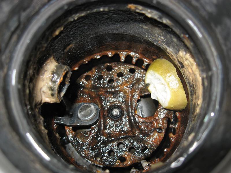 Broken Garbage Disposal Repair