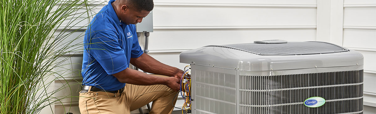 Carrier AC Repair and Maintenance - IT Landes