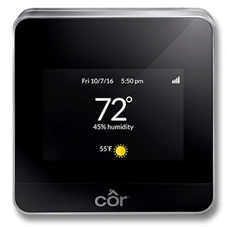 Carrier Cor Thermostat