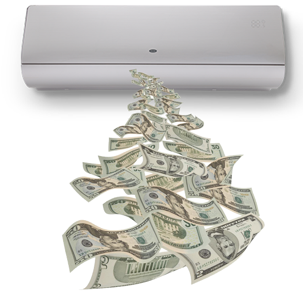 Carrier Ductless Mini-Splits Are Energy-Efficient