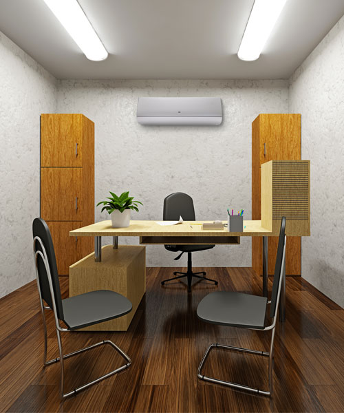 Ductless Heating And Cooling Harleysville, PA Conference Room