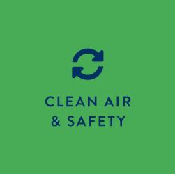 Clean Air & Safety
