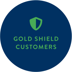 Gold Shield Customers
