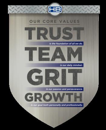 HB Global Careers Core Values