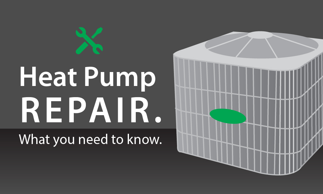 Need to Repair Your Heat Pump? The professional heating technicians from IT Landes can help!