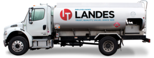 IT Landes Oil Delivery Truck