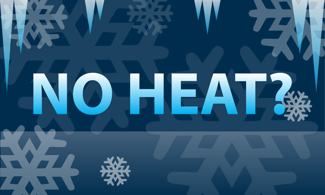 No heat? Tips from the professional heating technicians from IT Landes.