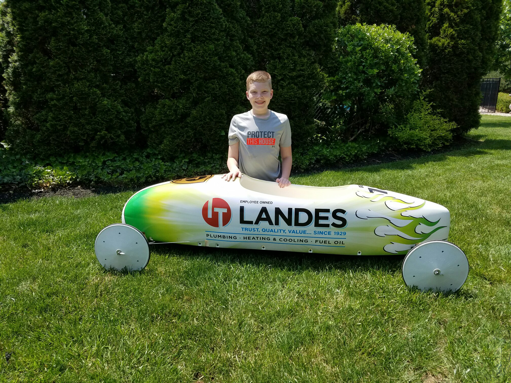 IT Landes Soap Box