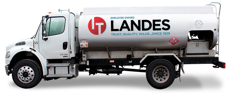 Fuel Oil Delivery By IT Landes