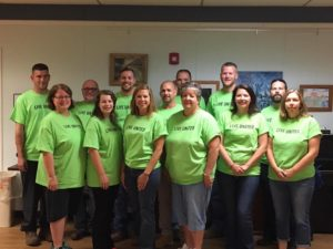 ITL United Way Day of Caring