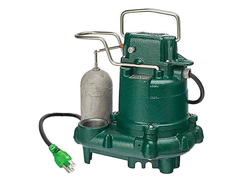 Standard Capacity Sump Pump