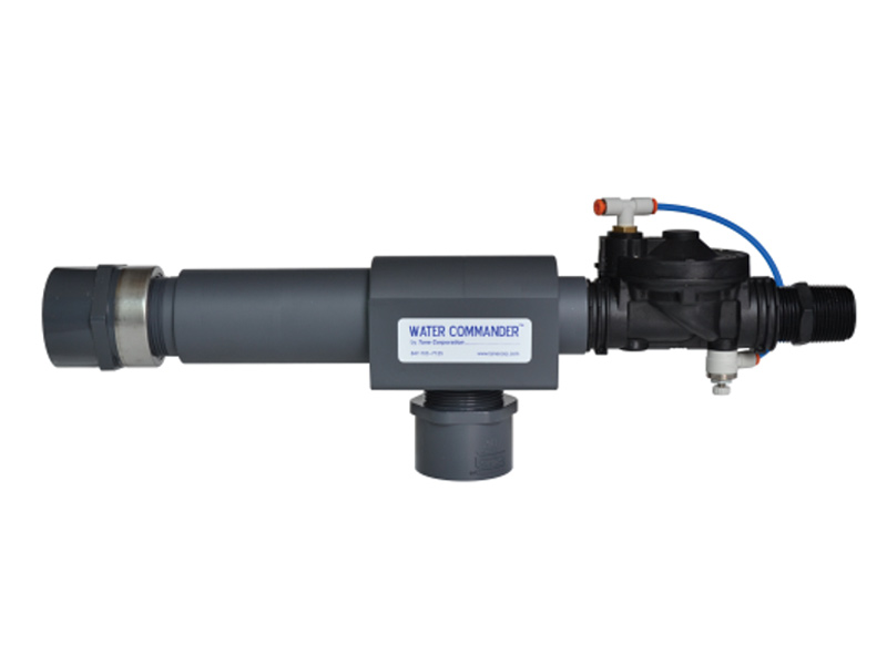 Water Pressure Driven Sump Pump