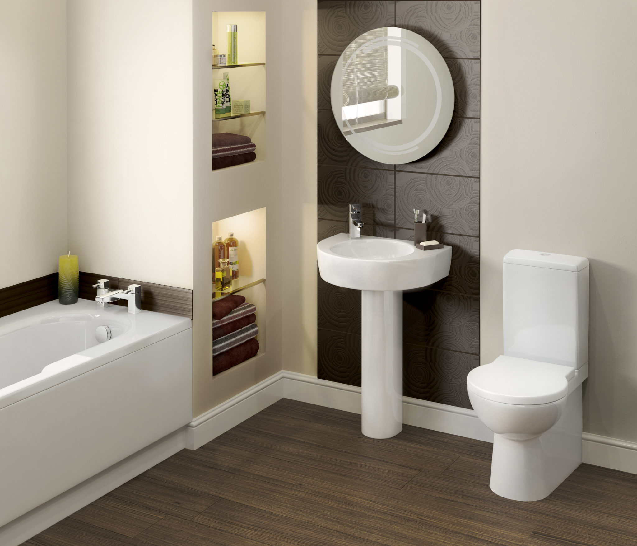 Choosing a plumbing contractor for your bathroom remodel for Redesign my bathroom