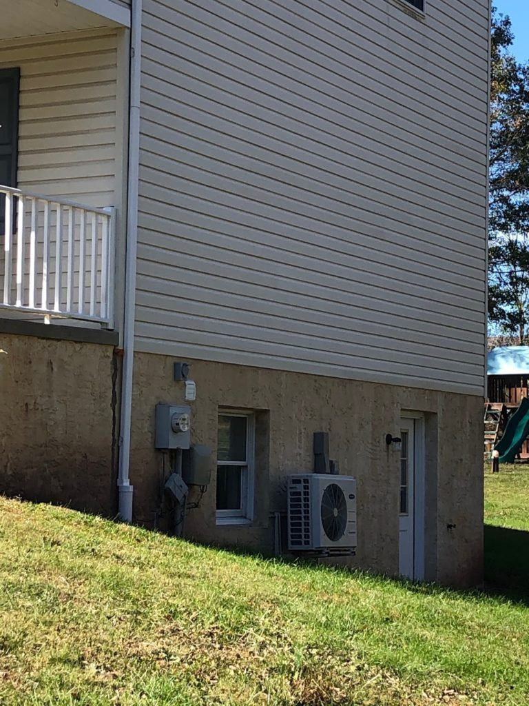 Carrier Ductless Outdoor Unit Harleysville, PA