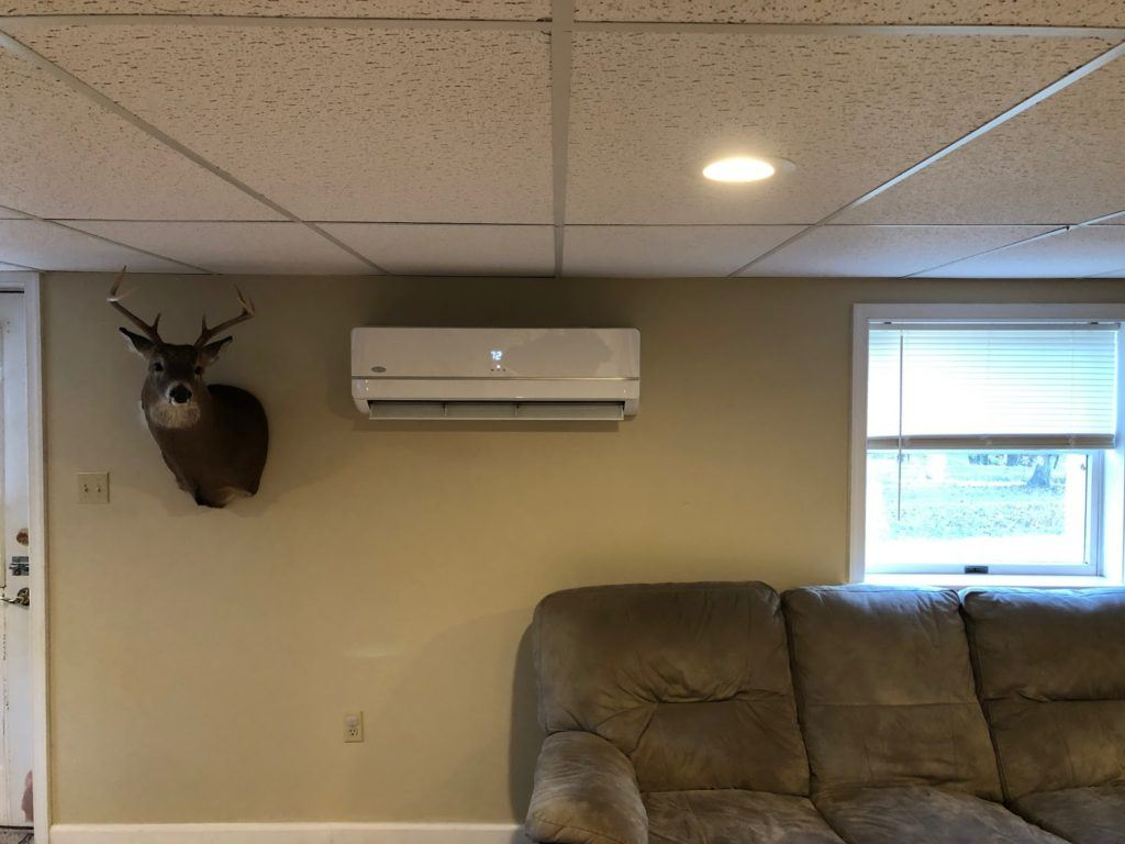 Carrier Ductless Indoor Unit Harleysville, PA